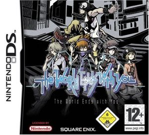 Angebote für -the world ends with you