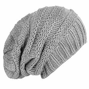 caripe mütze long beanie strickmütze viele farben und modelle snö visk long grau