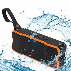 deals for - ttplanet bluetooth lautsprecher tragbare wiederaufladbare mini stereo funklautsprecher 3d surround kompatibel mit smartphones tablets und mp3 geräte