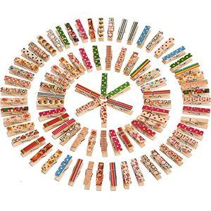 Angebote für -mini craft pegs holz wäscheklammern gemischte farben 100 stück