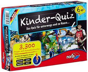Review for noris spiele 606013596 kinderquiz ab 6 jahren kinderspiel