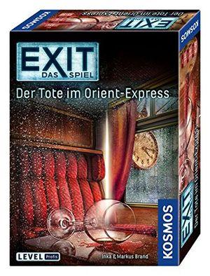 Top kosmos spiele 694029 exit das spiel der tote im orient express