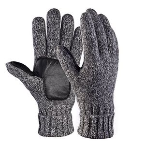 Cheap vbiger winter handschuhe warme handschuhe baumwolle damen frauen handschuhe stil 2 grau l one size