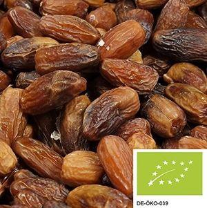 1kg bio datteln deglet nour getrocknet und ohne stein leckere trockenfrüchte ungeschwefelt und ungezuckert aus kba