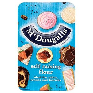 deals for - mcdougalls self raising flour 125kg