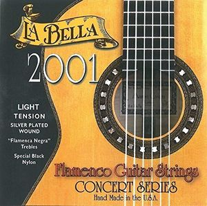 labella 653836 saiten für klassikgitarre professional studio satz flamenco light