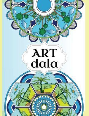 Angebote für -artdala mandala malbuch für erwachsene 50 entwürfe friedvoller bilder zum ausmalen ideal um entspannung im alltag zu finden 50 mandalas kolorieren farbe rein stress raus