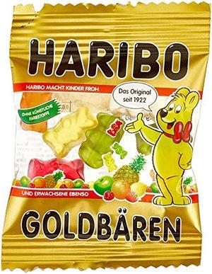 deals for - haribo goldbären minis 400 minibeutel 4 kg