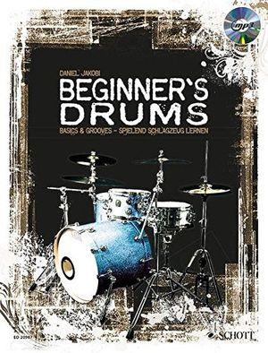 Top beginners drums basics grooves spielend schlagzeug lernen schlagzeug lehrbuch mit mp3 cd