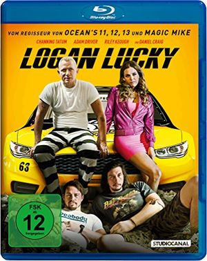 deals for - logan lucky blu ray