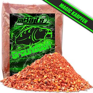 Top angel berger groundbait grundfutter angelfutter verschiedene sorten magic karpfen 1kg