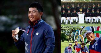 2020東京奧運潘政琮獲高爾夫球銅牌!亞洲史上首面獎牌得主,與已故爸爸的約定成奪牌信念