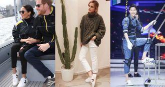 【10Why個為什麼】法國小白鞋「Veja」不靠廣告依舊紅翻全球!梅根、貝克漢、宋仲基到孔曉振...圈粉全球巨星