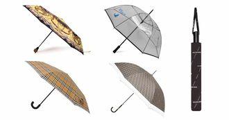 精品雨傘推薦Top7!Fendi、Burberry、Off-White....夢幻、經典款式全都有,雨天也能時尚滿分!