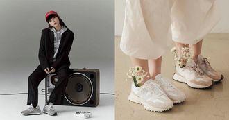 國民妹妹 IU 成最新 New Balance 形象大使!除了元祖灰574必買,這5款復古球鞋一次看