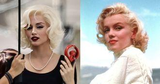 《007:生死交戰》龐德女郎將飾演瑪麗蓮夢露!安娜德哈瑪斯大尺度詮釋性感女神,Netflix列17禁「兒童不宜」