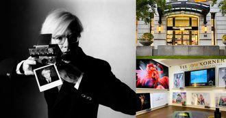 法國攝影藝廊「YellowKorner」首度登台!安迪.沃荷經典自拍、Lady Gaga 001號收入其中,絕版真跡直送台北