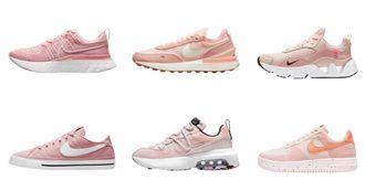 2021初秋必收「寶寶粉」鞋球!Nike粉紅球鞋推薦Top7,厚底鞋、復古鞋、經典跑鞋...狙擊少女心!