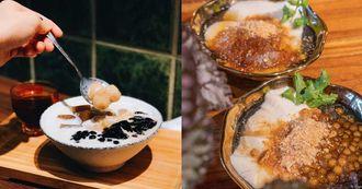緊抓夏天的尾巴!4 間特色新創豆花店家,九宮格配料讓你任選喜歡哪一味!