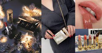 2021 Dior聖誕彩妝鎖定「迷你包」!限量藍星唇膏珠寶盒秒殺預警,經典#999紅唇也在其中