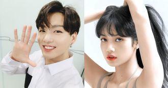 BLACKPINK Lisa輸給BTS柾國!2021南韓最強忙內排行榜Top5,ASTRO的他也入榜