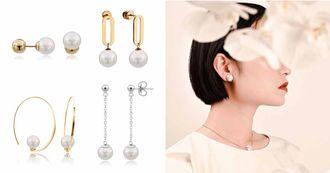 「珍珠耳環」推薦西班牙輕珠寶品牌Majorica!編輯精選7款展現風格魅力,全部3500元有找