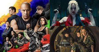 8月暑假電影推薦Top7!!《噤界II》、《自殺突擊隊:集結》高人氣回歸,《玩命關頭9》延期再延期終登大螢幕
