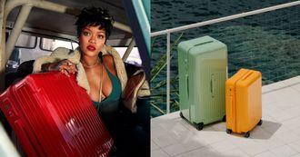 Rimowa一口氣簽下4位代言人,從籃球員、網球選手到Rihanna全收編!品牌靠這4招讓妳不旅行也想買行李箱