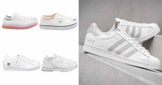 ABC-Mart官網開學季優惠6折起!7款經典小白鞋推薦,Vans、Converse、Adidas…買到賺到!