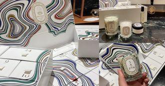 Diptyque香水工具箱首度登場?2021聖誕倒數月曆超反骨,25款限量香氛、蠟燭絕版登台