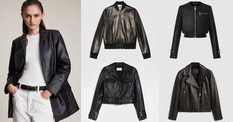 「黑色皮衣」就是經典不敗!儂編最愛皮衣推薦Top6,百搭、有型、顯瘦通通滿足
