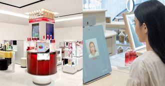 台北忠孝SOGO週年慶必逛「資生堂」!3大亮點一次看,AI智慧化妝鏡、首創全球「數位日式花園」專櫃就在台灣