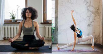 上班族必學!兩個「修復瑜伽」動作教學,一次舒緩肩、頸、腰部