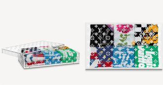 LV襪子登熱搜!「老花收藏盒」破7萬依舊搶破頭!彩虹、國旗、花朵設計讓少女瘋狂買單!