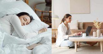 WFH 讓人渾身不對勁!改善並注重生活 3 個小習慣,學會在混亂中索取平衡