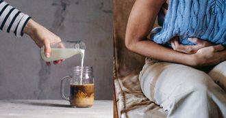 早餐「大冰奶」喝了會拉肚子?食藥署分析3大原因,做好「2守則」喝奶茶不再跑廁所!