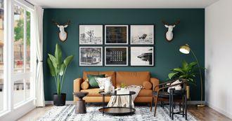 「客廳風水」掌握5大重點!教你簡單找出家中「財位」,沙發切記「有靠山」、擺「假花」易使運勢低落!