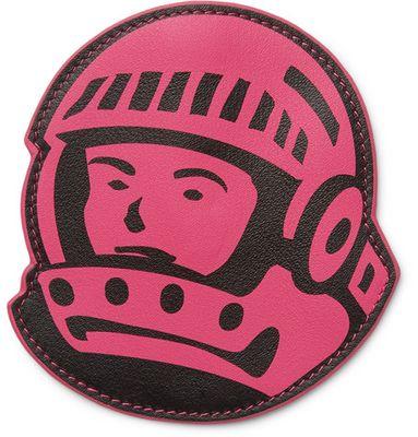 Billionaire Boys Club - Astronaut Full-grain Leather Coin Wallet - Pink