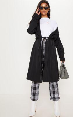 Kiki Black Mac Jacket