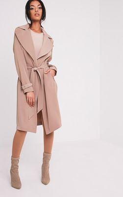 Kiki Camel Mac Jacket