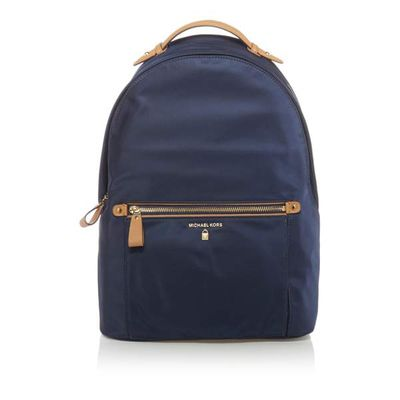 Michael Kors Nylon back pack, Blue