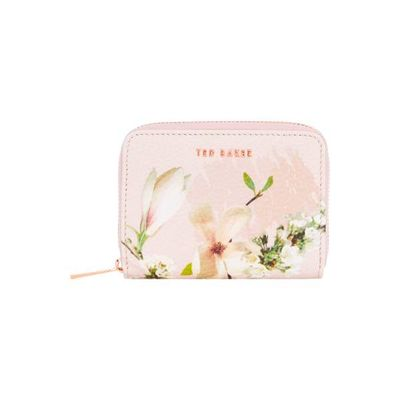 Ted Baker Corri harmony small zip around purse, Light Pink