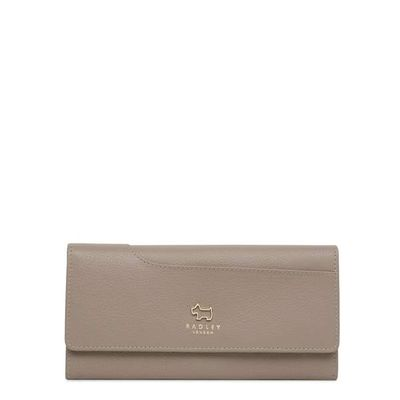 Radley Pockets Large Flap Over Matinee Purse, Taupe