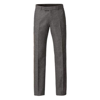 Men's Alexandre of England Varick Tailored Donegal Trouser, Grey