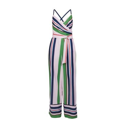 Ted Baker Canpala Bay Of Honour Jumpsuit, Pale Pink