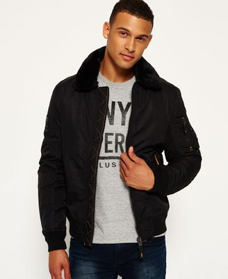 Superdry SDR Winter Flite Jacket