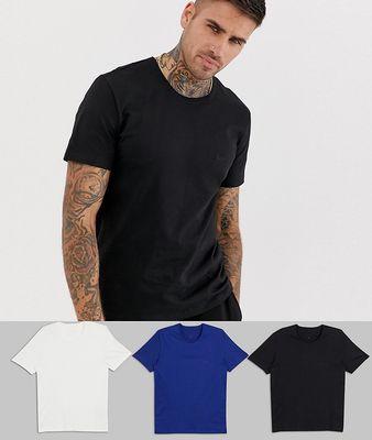 BOSS bodywear 3 pack t-shirts