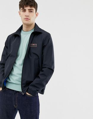 PS Paul Smith lightweight jacket with contrast logo in navy