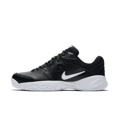 NikeCourt Lite 2 Men's Hard Court Tennis Shoe - Black