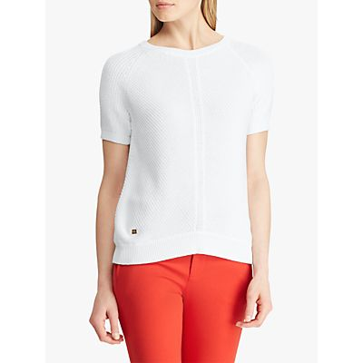 Lauren Ralph Lauren Sirota Sweater, White